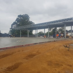 Liberty Fuel McKail Bulk Earthworks and Road Widening