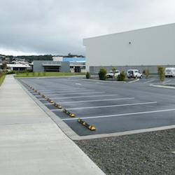 Albany Leisure Centre Car Park upgrade